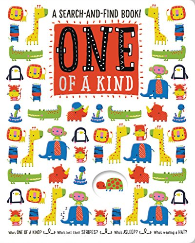One of a Kind (Board Books): Thomas Nelson
