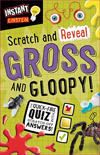 9781783938360: Gross and Gloopy (Instant Einstein)