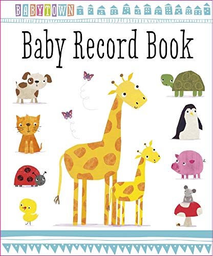 9781783939275: Baby Record Book (Baby Town)