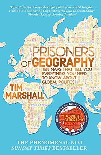 9781783962433: Prisoners of Geography: Ten Maps That Tell You Everything You Need to Know About Global Politics