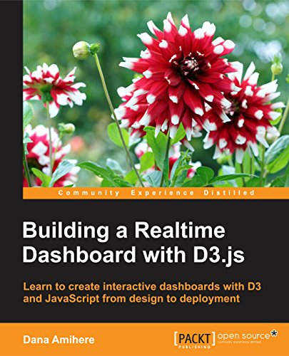 9781783980680: Building a Realtime Dashboard with D3.js