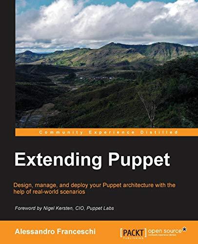 9781783981441: Extending Puppet