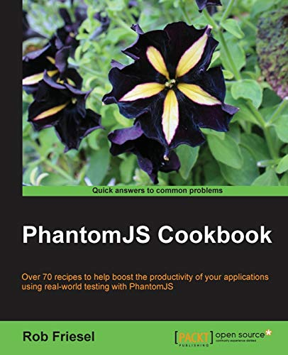 9781783981922: PhantomJS Cookbook