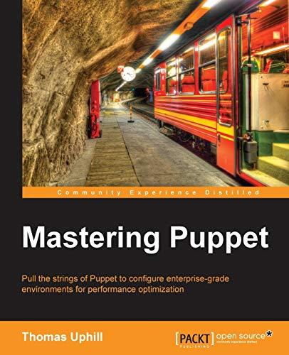 Mastering Puppet