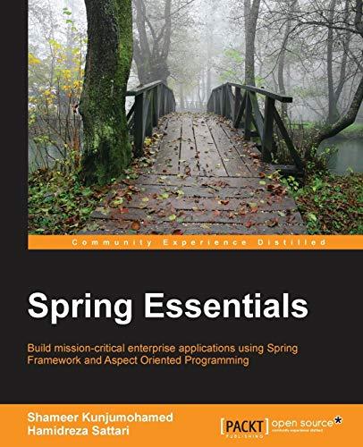 9781783982349: Spring Essentials