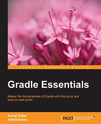 9781783982363: Gradle Essentials (Community Experience Distilled)