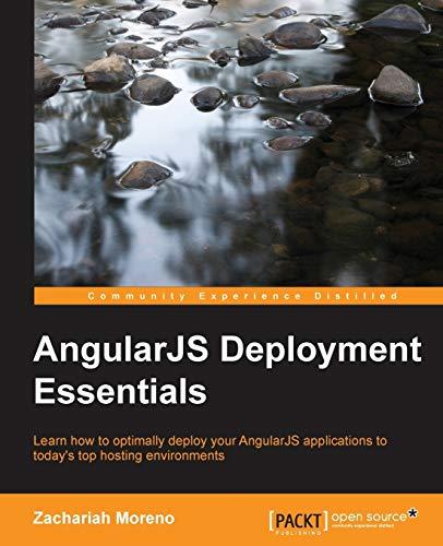 9781783983582: AngularJS Deployment Essentials