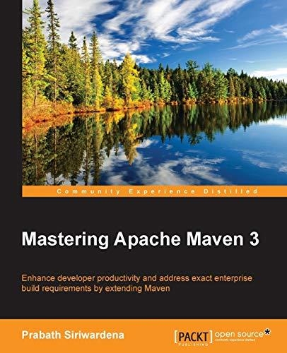 9781783983865: Mastering Apache Maven 3