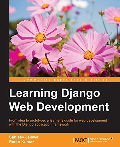9781783984404: Learning Django Web Development
