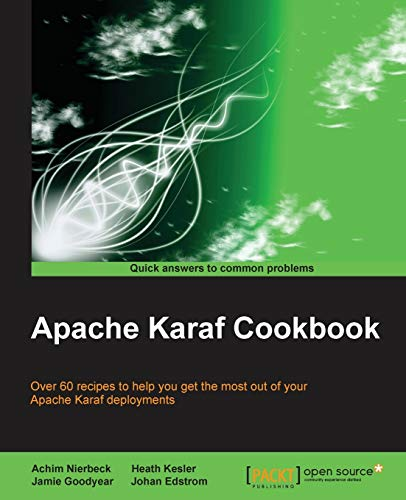 9781783985081: Apache Karaf Cookbook