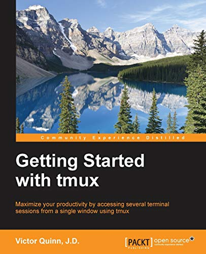 9781783985166: Getting Started with tmux
