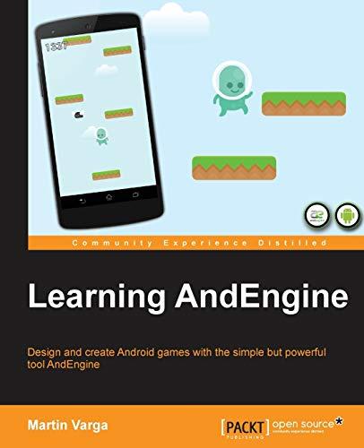 Learning AndEngine: Varga, Martin
