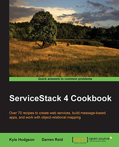 9781783986569: ServiceStack Cookbook