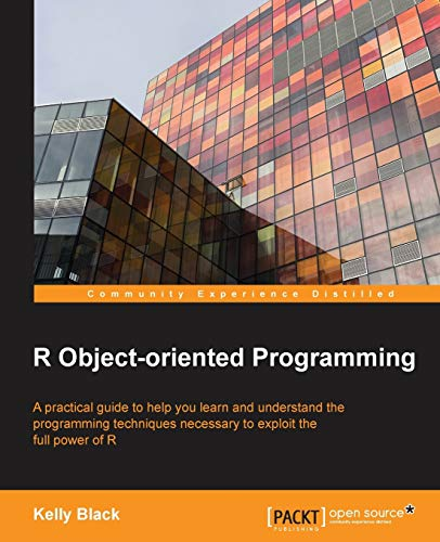 9781783986682: R Object-Oriented Programming