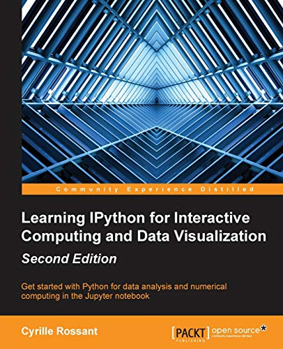 9781783986989: Learning IPython for Interactive Computing and Data Visualization - Second Edition
