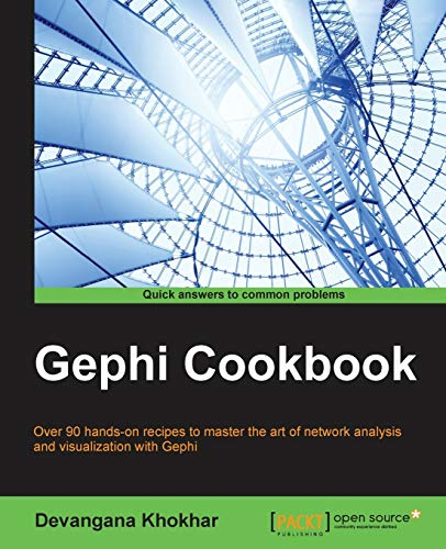 9781783987405: Gephi Cookbook