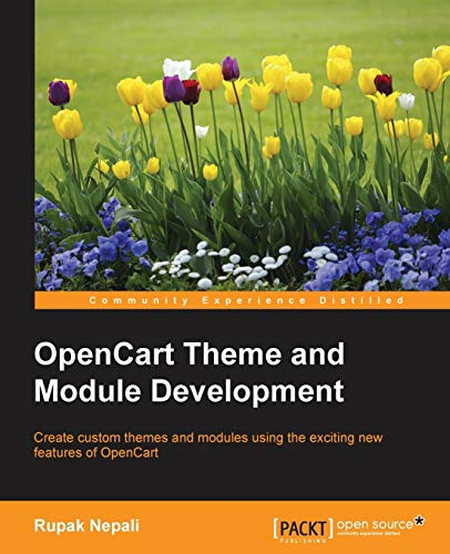 9781783987689: OpenCart Theme and Module Development