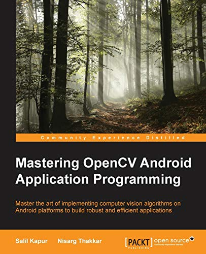 9781783988204: Mastering OpenCV Android Application Programming