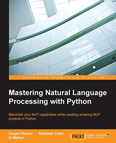 9781783989041: Mastering Natural Language Processing with Python
