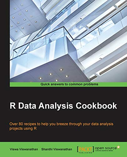 9781783989065: R Data Analysis Cookbook - More Than 80 Recipes to Help You Deliver Sharp Data Analysis