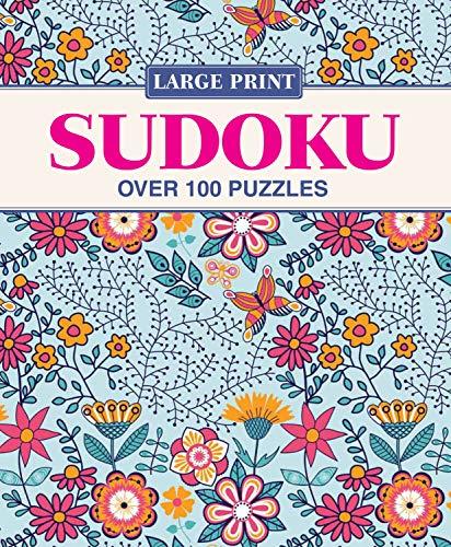 Large Print Sudoku: Publishing, Arcturus; Arcturus Publishing
