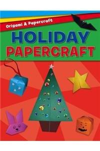 Holiday Papercraft (Origami & Papercraft): Sanderson, Jennifer, Moon,