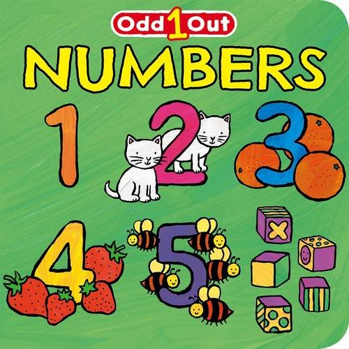 Odd 1 out: Numbers