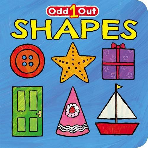 Odd 1 out: Shapes