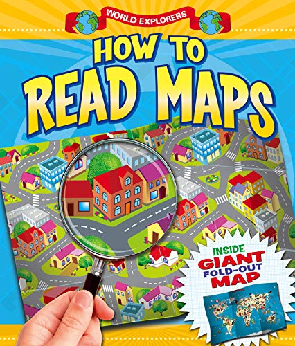 9781784042110: How To Read Maps (World Explorers)