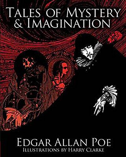 9781784042158: Edgar Allan Poe: Tales of Mystery & Imagination: Slip-Cased Edition (Arcturus Slipcased Classics)