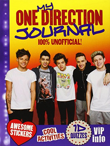 My One Direction Journal: Arcturus Publishing