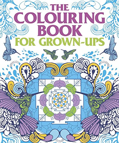 9781784044015: The Colouring Book for Grown Ups
