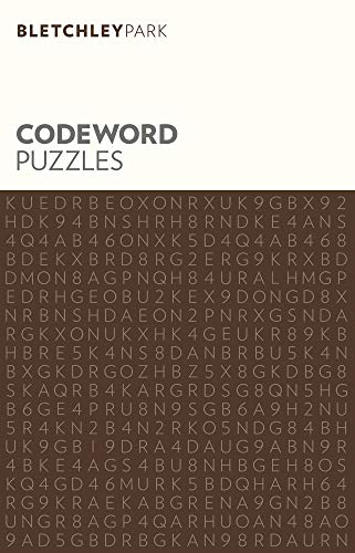 Bletchley Park Codeword Puzzles: Arcturus Publishing