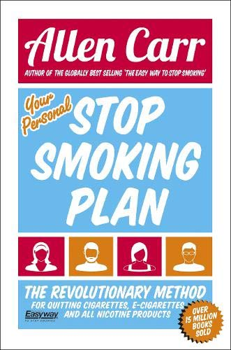 9781784045012: Allen Carr Your Personal Stop Smoking Plan