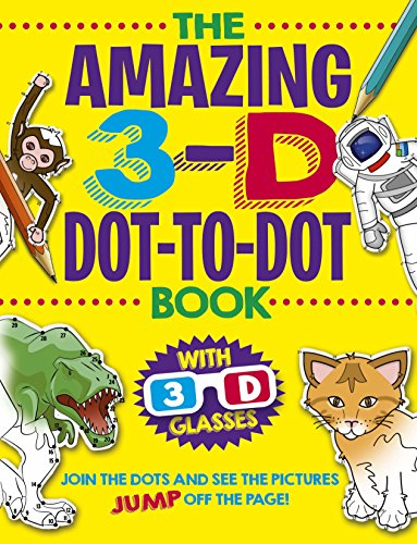 9781784045593: Amazing 3-D Dot-to-Dot Book