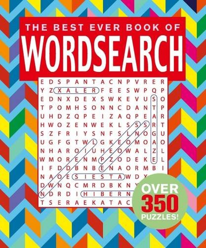The Best Ever Book of Wordsearch: Arcturus Publishing