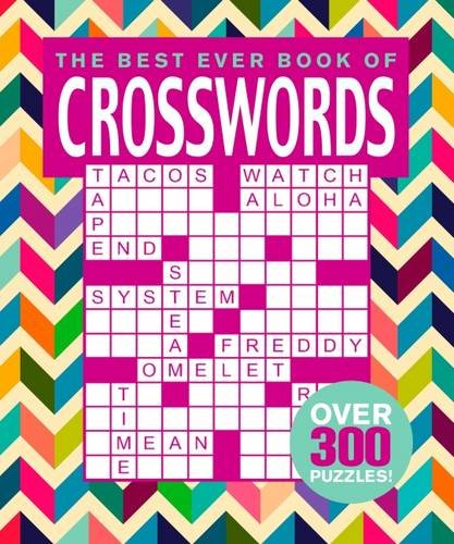 Best Ever Crosswords 2015 Flexi: Arcturus Publishing