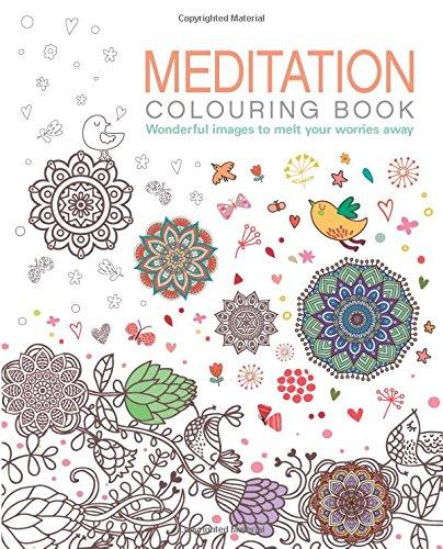 9781784046323: Meditation Colouring Book
