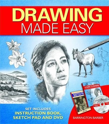 Drawing Made Easy: Barrington Barber