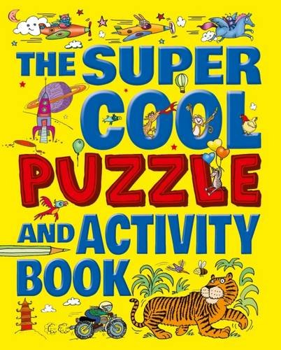 9781784046606: The Super Cool Puzzle and Activity Book