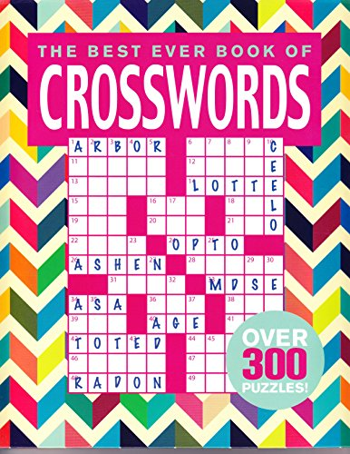 Best Ever Crosswords 2015: Arcturus Publishing Limited