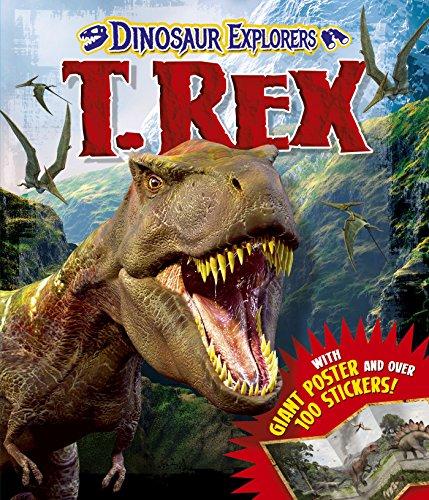 Dinosaur Explorers: T. Rex Kit: Arcturus Publishing Limited
