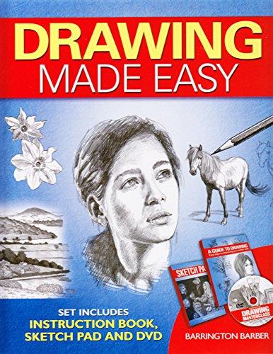 Drawing Made Easy Set: Barrington Barber
