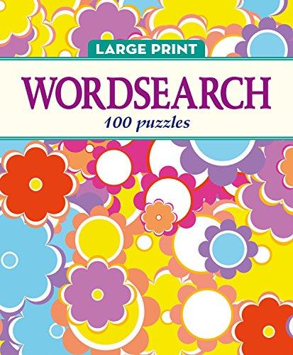 Elegant Large Print Wordsearch: Arcturus Publishing Limited