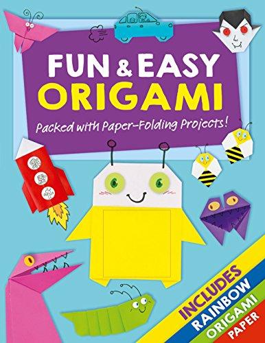 9781784047870: Fun & Easy Origami