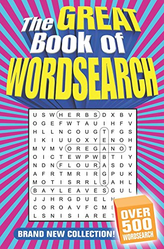 Wordsearch: Arcturus Publishing