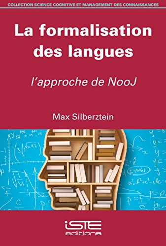 9781784050535: La formalisation des langues