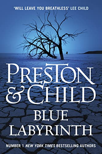 9781784081089: Blue Labyrinth (Pendergast Series)