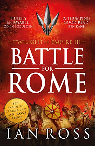 9781784081225: Battle For Rome (Twilight of Empire)