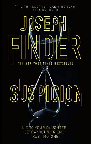 Suspicion: Finder, Joseph